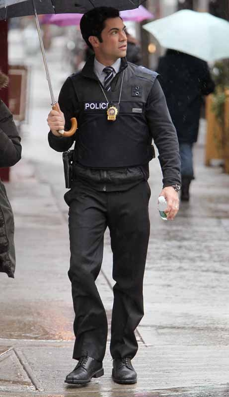 All Things Law And Order: SVU on Location with Danny Pino (Photos)