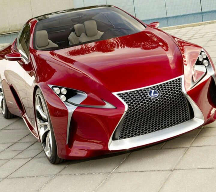 Lexus...Yes please :)