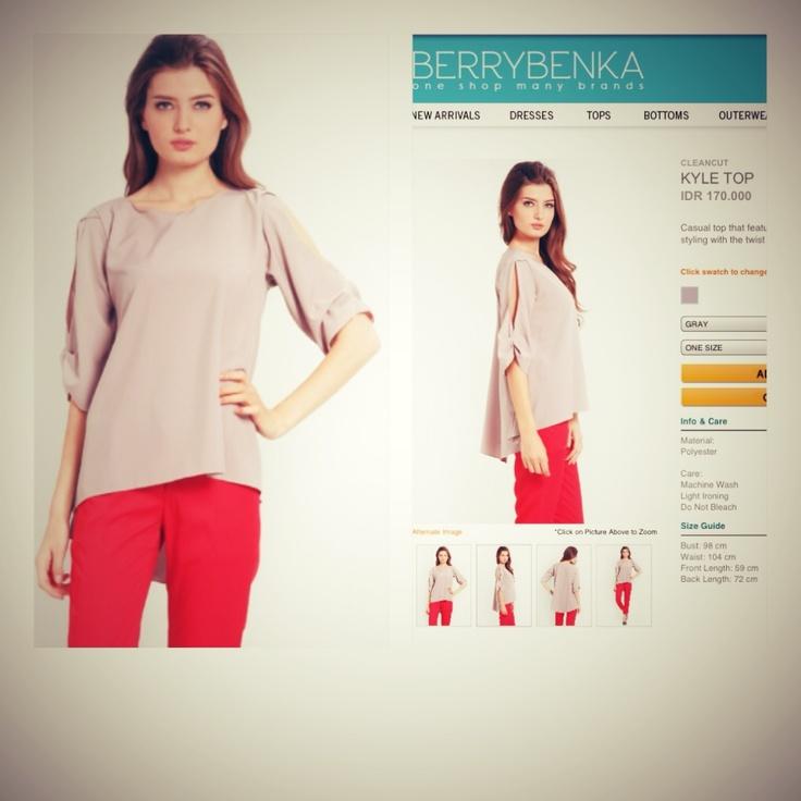 Available @ www.berrybenka.com