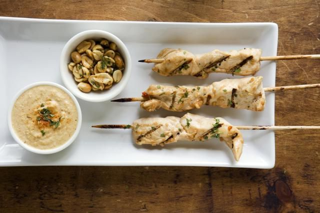 Many satay recipes are overly complicated and labor intensive, but our homemade version is easy breezy and very flavorful.