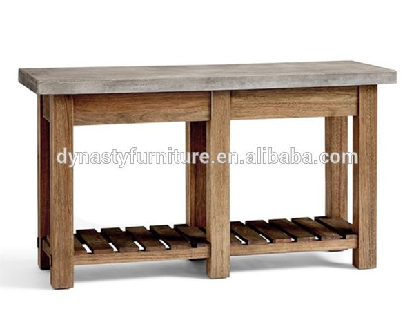 Check Out This Product On App Garden Hobby Lobby Concrete Furniture Console Table