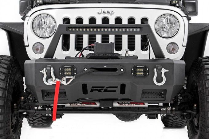 Search results for: 'jk led bumpers' | Rough Country Suspension Systems®