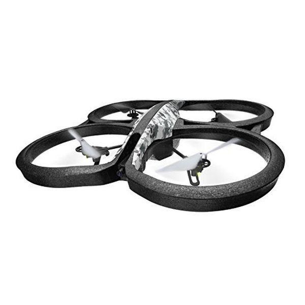 264,70€ Drone Parrot AR. Drone 2.0 Snow Elite in vendita in offerta su TakkaT.eu - Se sei un appassionato d'informatica ed elettronica, ti piace stare al passo con la più recente tecnologia senza lasciarti sfuggire nessun dettaglio, acquista Drone Parrot AR. Drone 2.0 Snow Eliteal miglior prezzo. Modalità di pilotaggio intuitivo attraverso Smartphone/ tabletVideo streaming e registrazione ad alta definizione in tempo realeSistema di stabilizzazione automatica per un controllo assistito in…