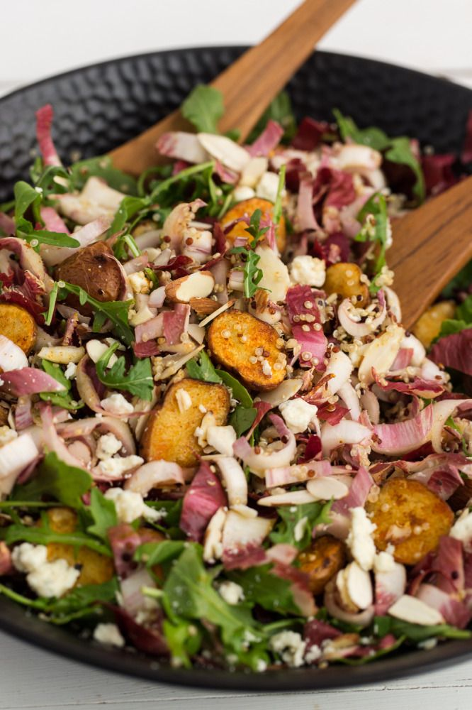 ... Salads on Pinterest | Vegans, Roasted carrots and parsnips and Roasted