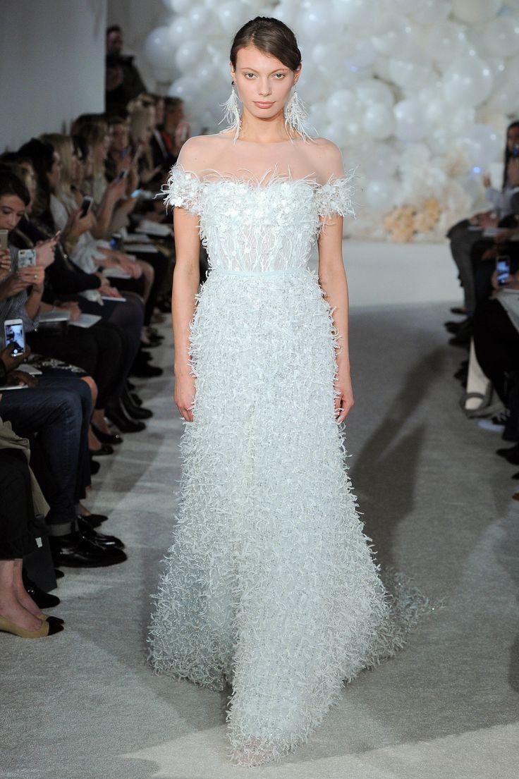 43 best 2018 wedding dress trend images on Pinterest | Wedding ...