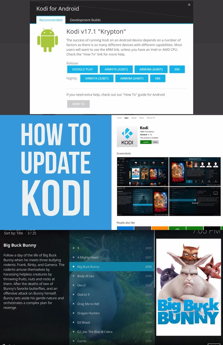 How to Update Kodi: Find out how to update Kodi on Windows, Android TV boxes, Fire TV stick and more!