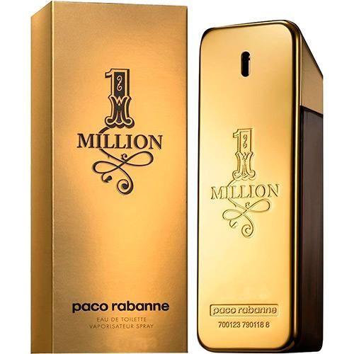 Perfume One Million Masculino Eau de Toilette 100ml - Paco Rabanne http://compre.vc/s/a965a47a #PreçoBaixoAgora #MagazineJC79
