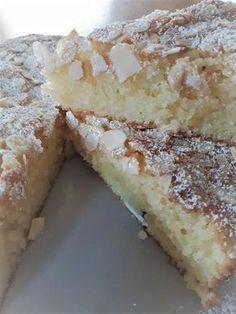 Un délicieux gâteau d'amandes hyper moelleux en remplacement de la galette de rois si comme moi vous n'êtes pas fan de la pâte feuilletée...