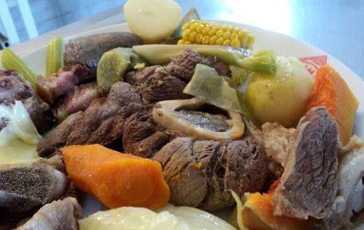 PUCHERO sencillito (en la Olla a Presión) Ingredientes · 3 Rodajas de Osobuco desgrasado (mejor sin hueso) · 2 Cebolla... - Graciela Susana - Google+