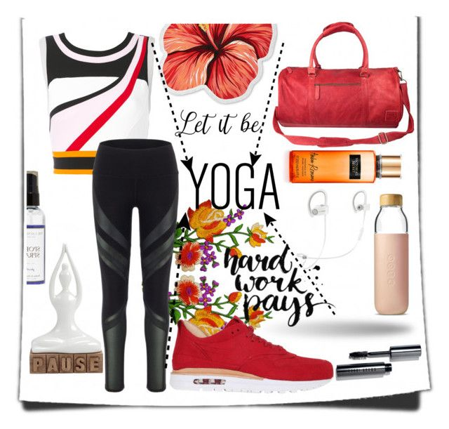 Turbo by garciaemma27 on Polyvore featuring polyvore fashion style Alo Yoga No Ka'Oi NIKE Mahi Bobbi Brown Cosmetics Victoria's Secret The Laundress LaMont Soma clothing