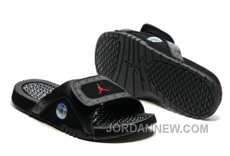 http://www.jordannew.com/2017-mens-jordan-hydro-13-slide-sandals-black-gym-red-online.html 2017 MENS JORDAN HYDRO 13 SLIDE SANDALS BLACK/GYM RED ONLINE Only $79.00 , Free Shipping!