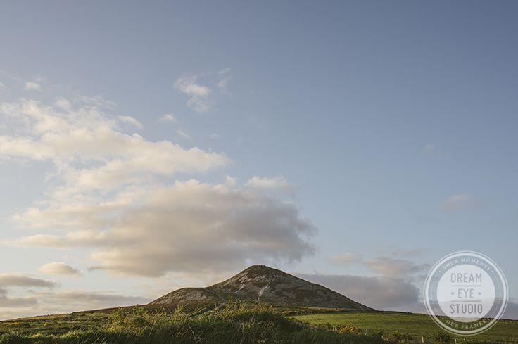 #dreameyestudio #mountain #sky #beautiful #greenisland #island #ireland #vsco