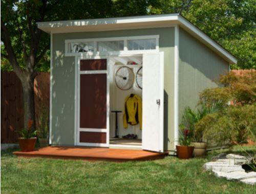 Best 25+ Outdoor Office Ideas On Pinterest | Backyard Office, Modern  Backyard Play And Garden Buildings