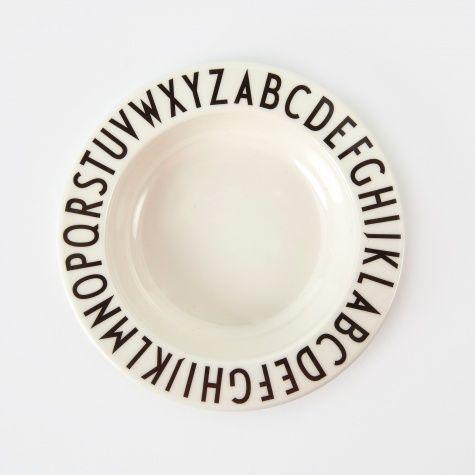 Melamine Deep Plate