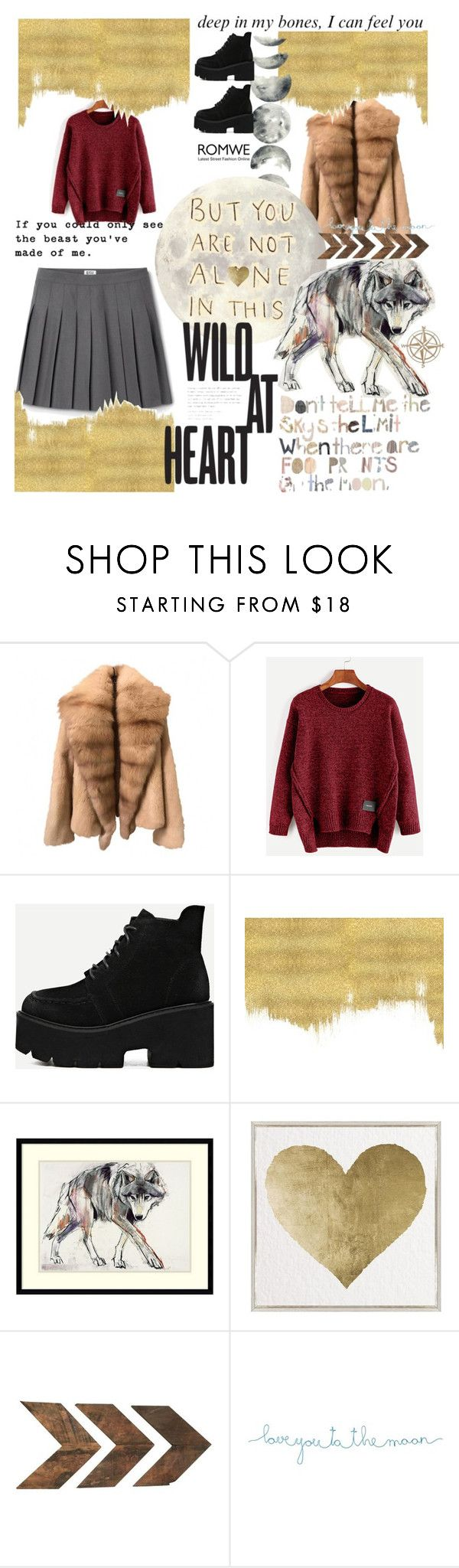 """""""2844"""" by ammanda-suares ❤ liked on Polyvore featuring Amanti Art, FOOTPRINTS, Oliver Gal Artist Co., WALL and Natural Life"""