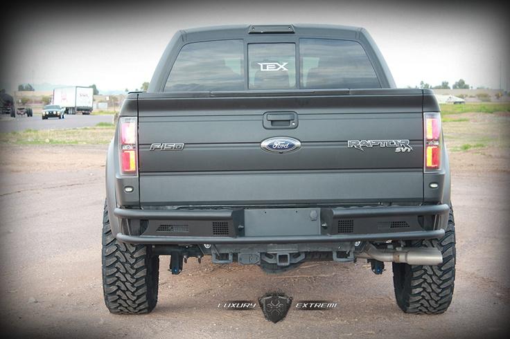 Truck Push Bar >> Gen 2 Push bar 2015+ Toyota Tundra   Ford raptor truck ...