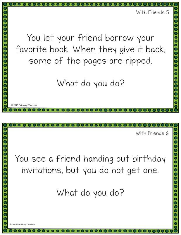25+ best ideas about Social skills activities on Pinterest ...