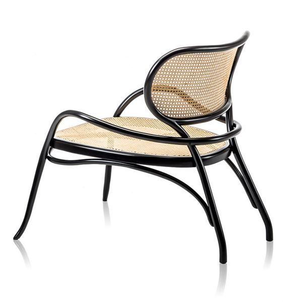 Coates Lehnstuhl Bentwood Lounge Chair by GTV