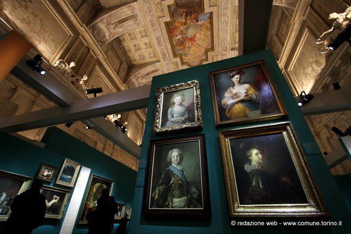 Da Poussin agli Impressionisti in mostra a #PalazzoMadama. 70 opere provenienti dal Museo dell'Ermitage di San Pietroburgo sono ospitate fino al 4 luglio nella Sala del Senato