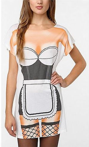 Fancy - French Maid Costume Tee
