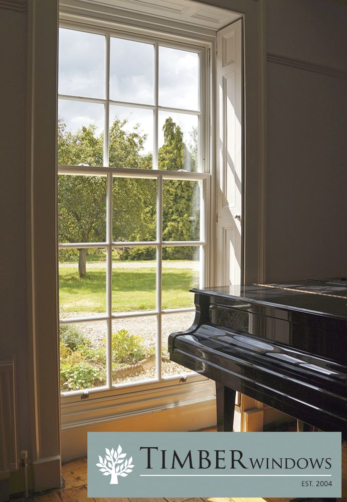 Sash Window from Timber Windows