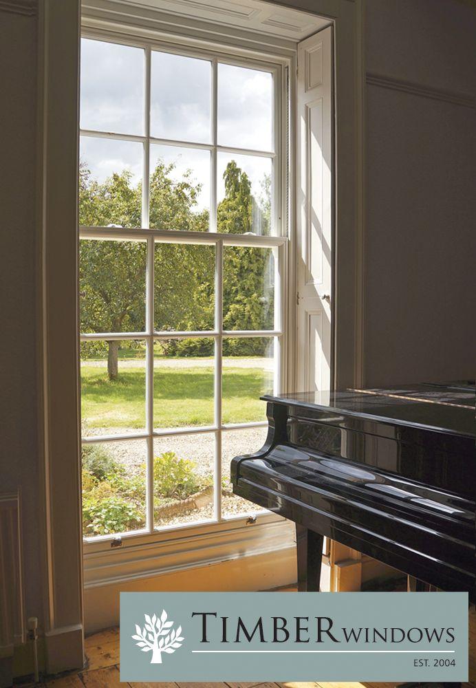 Sash Window from Timber Windows