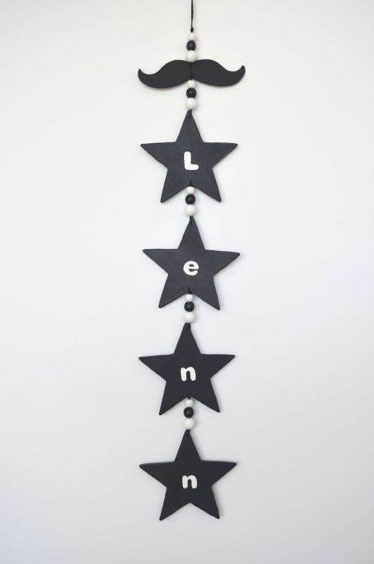 Naamslinger sterren