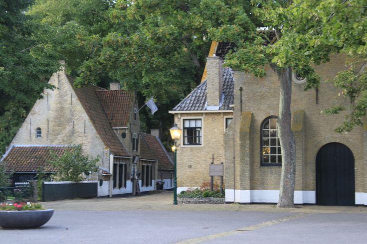 Kerk en Armhuis Vlieland
