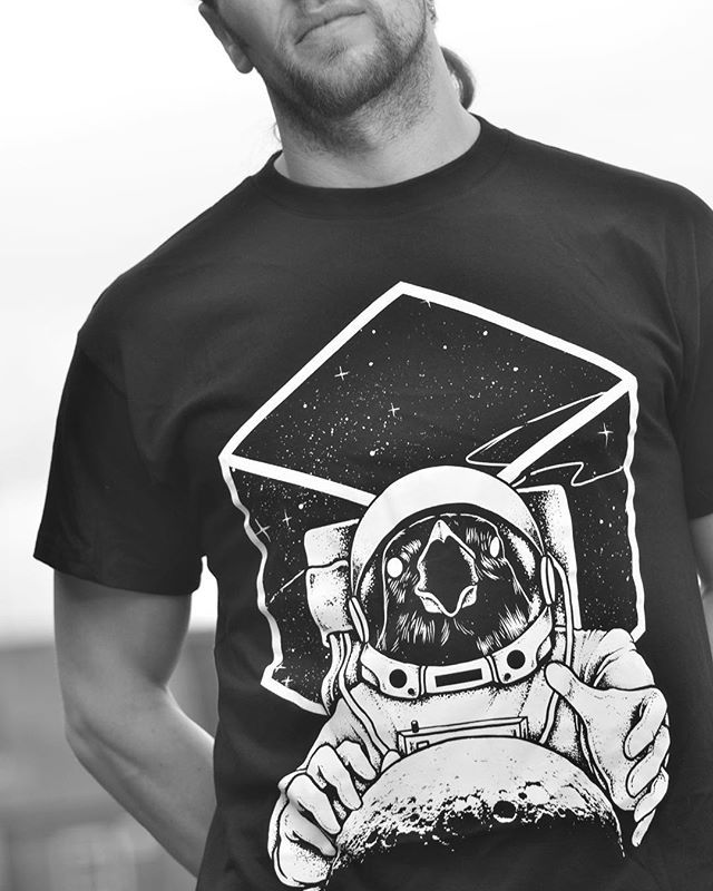The universe is under no obligation to make sense. www.crmcclothing.co | WE SHIP WORLDWIDE #astronaut #moon #darksideofthemoon #cube #science #occult #blackcube #Saturn #saturnmoonmatrix #saturnmoon #saturnworship #saturno #saturnalia #crows #Ravens #nasa #secretspace #space #blackwear #black #loveblack #iloveblack #alternative #alternativewear #alternativestreetwear #alt #altwear #dark #darkwear #streetwear