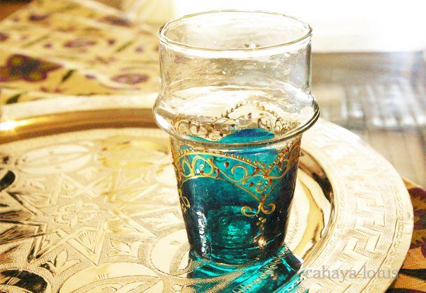ミントティグラス : キレイでかわいい!モロッコグラスで家飲みがもっと楽しくなる♪ - NAVER まとめ