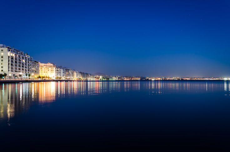 TRAVEL'IN GREECE I Thessaloniki: City in Blue