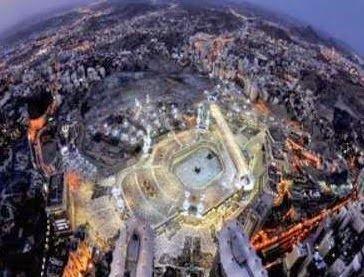 Rumah Allah Travel: Kawasan Tanah Suci Mekah