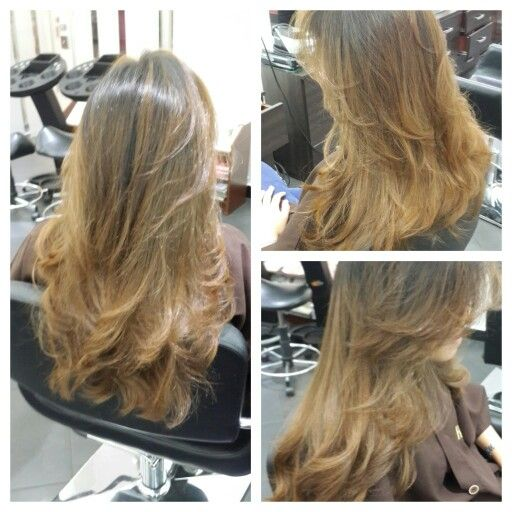 hair cabello balayage californianas ombre honey miel beautiful hairdresser hairstylist. Black Bedroom Furniture Sets. Home Design Ideas