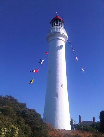 Split Point #Light - Airey's Inlet, #Australia    http://dennisharper.lnf.com/