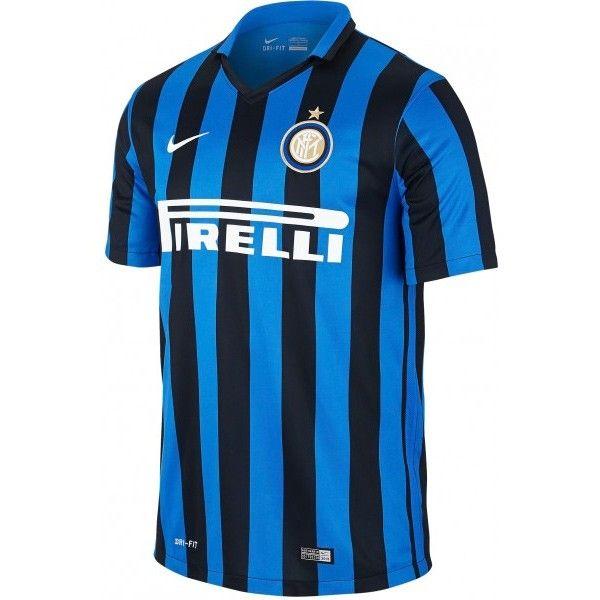 Nike Inter Milan Home Stadium Jersey 15/16