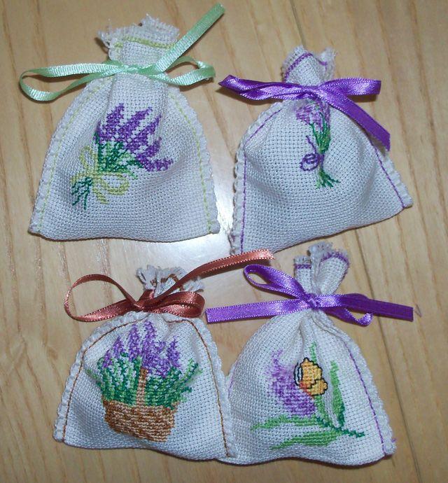 Fragrances bags