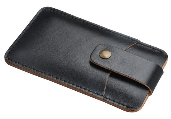 Handmade genuine leather sleeve  case pouch for by Onequeen