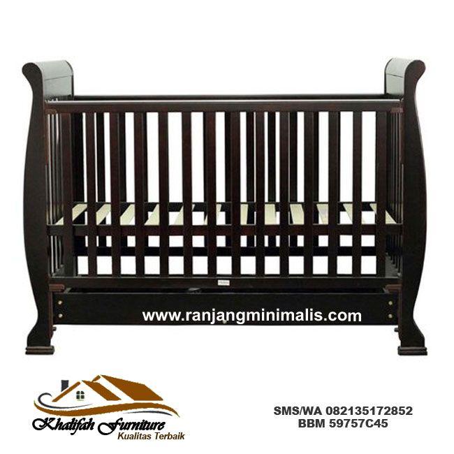 Tempat Tidur Bayi TTB21