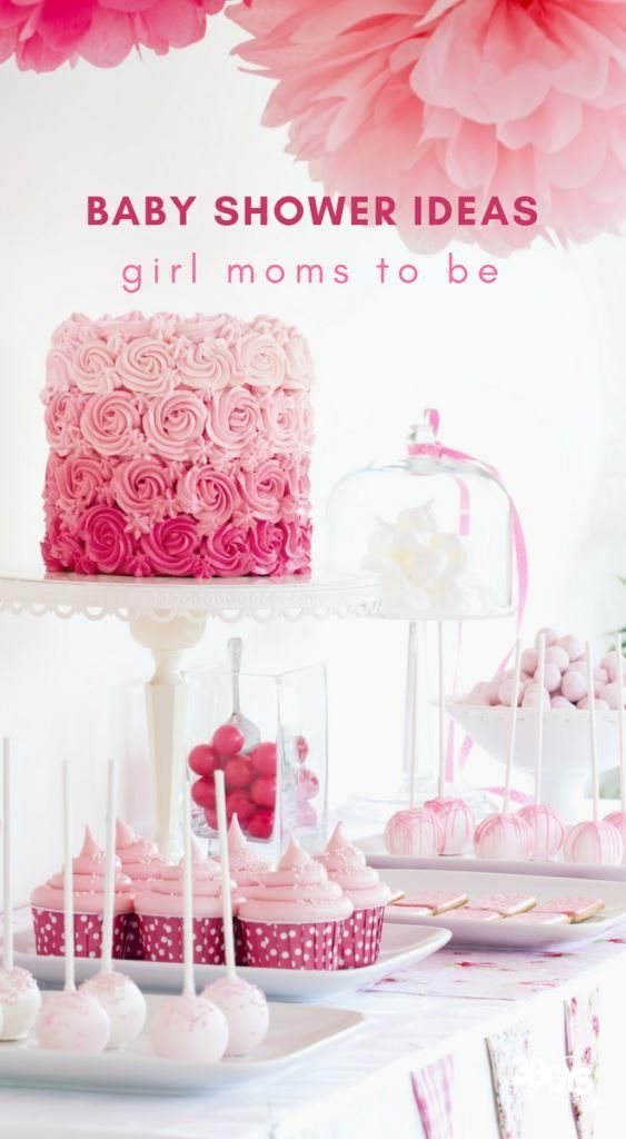 Baby Shower Ideas For Girls Food Family Home Diy Fun