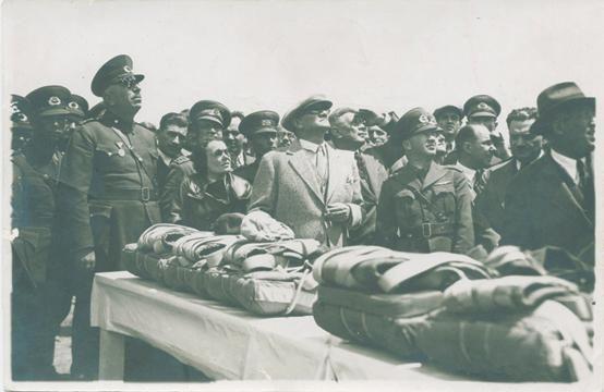 Atatürk'ün çok az bilinen fotoğrafları