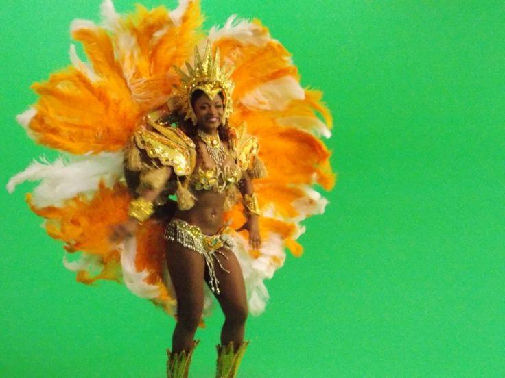 Video shoot-Samba dancers www.streets-united.com
