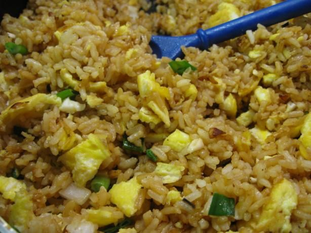 Kittencal's Best Chinese Fried Rice With Egg Recipe - Food.com - 347607