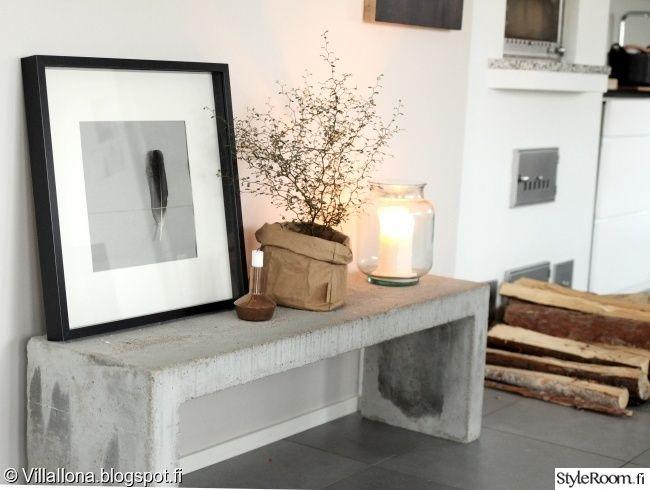 taulu,diy,betoni,viherkasvi,moderni,skandinaavinen,pelkistetty,keittiö,Tee itse - DIY,betonisisustus