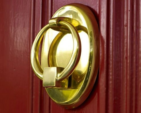 Bob Vila's Tip of the Day: The first thing you need to know before polishing any brass object is whether the item is solid brass, or brass-plated steel, zinc, or cast iron. The easiest way to check is by placing a small magnet on the piece you're not sure about. Magnets will not stick to solid brass, so if the magnet sticks, the piece is brass-plated. Plated items can be cleaned with hot soapy water, but rubbing or polishing them too aggressively can remove the brass plating.