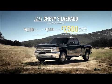 "Crotty Chevrolet Buick is now offering their customers the best pickup coverage in America. The program covers standard scheduled maintenance costs for two years or 24,000 mile scheduled maintenance – whichever comes first – for all 2013 Silverado 1500s sold between March 1 and April 30, 2013.  ""The scheduled maintenance is just one in a long line of the benefits of buying a 2013 Silverado 1500,"" said Robert Crotty of Crotty Chevrolet Buick. www.Crottychevy.com"