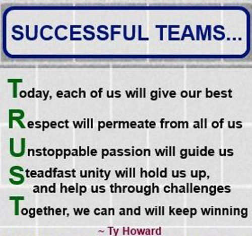 17 best Quotes on Teamwork images on Pinterest Inspirational - builders quotation