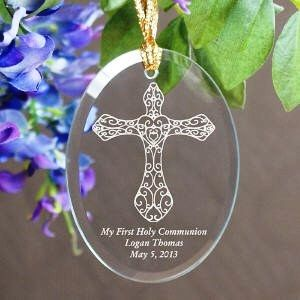 Engraved Communion Keepsake Gifts