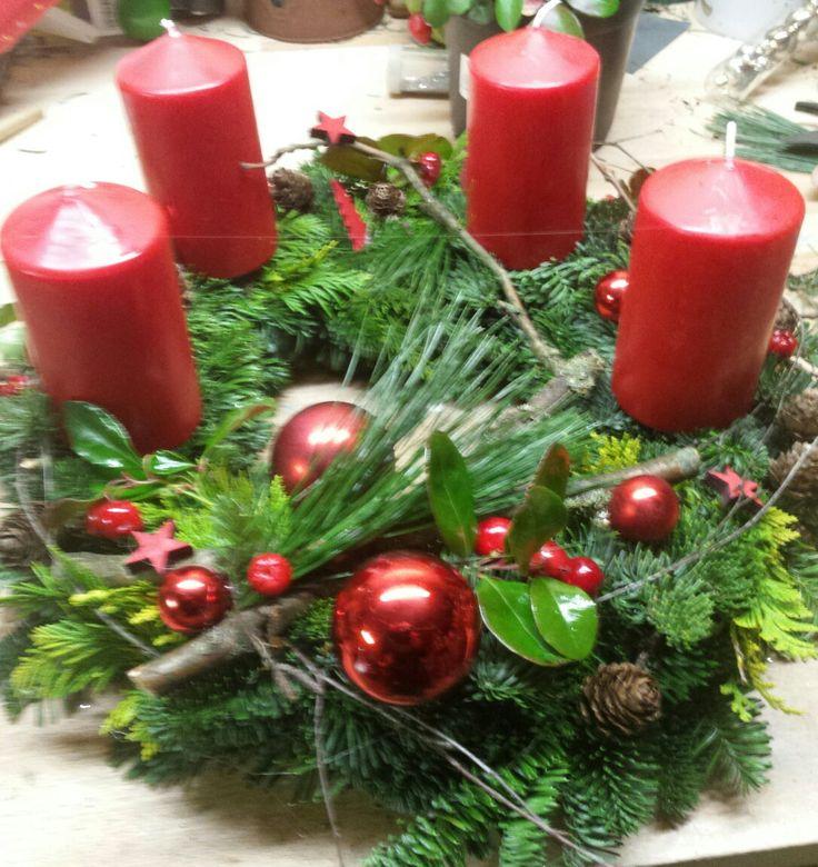pin von mestra erika auf advent weihnachtsdekoration. Black Bedroom Furniture Sets. Home Design Ideas
