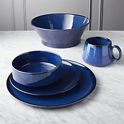 Costa Blue Dinnerware
