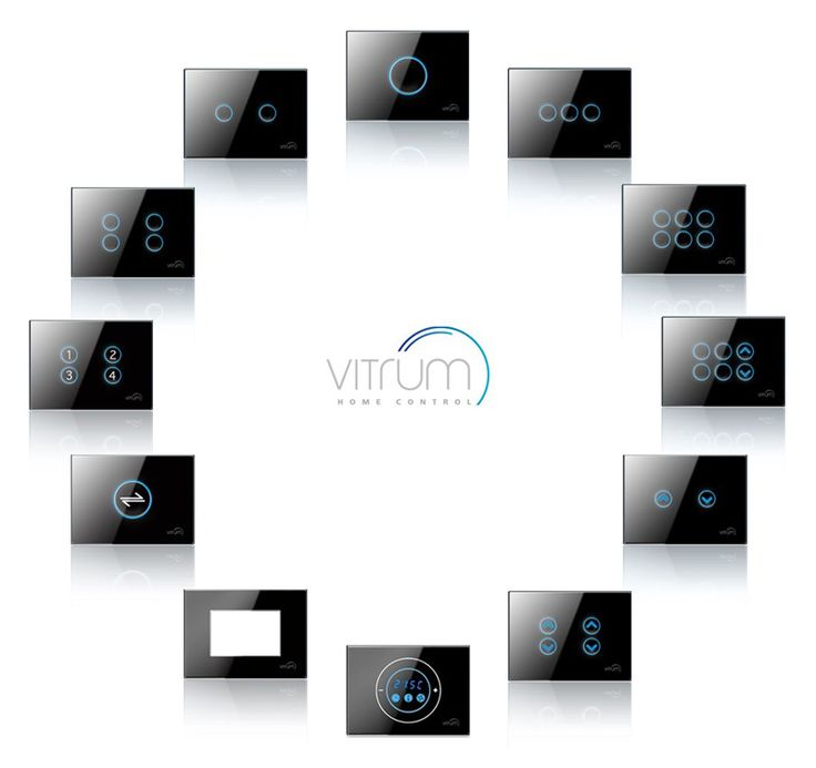 #Vitrum Home Control: simplified #home_automation Think Simple